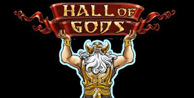 Hall of Gods Spielautomaten