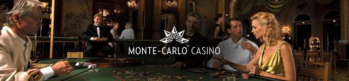 Monte-Carlo Casino Spiele