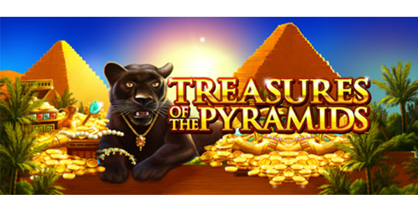 Treasure of the Pyramids Spielautomaten