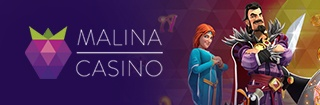 Уникальные акции от малина казино