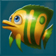 Green Yellow Fish