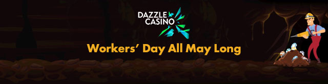 Dazzle Casino Workers Day