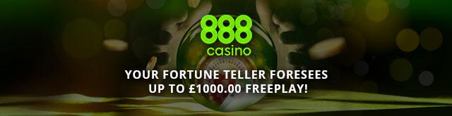 888 casino June Fortune offer