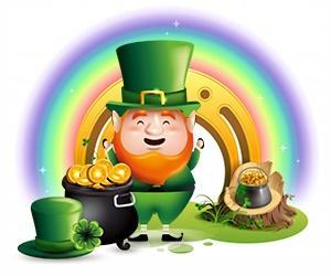 St Patrick's Day Bonus